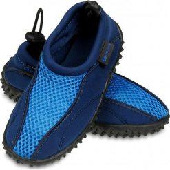 Buty do wody dziecięce (33). Niebieskie buciki niemowlęce Gwinner. Za 19,99 zł.