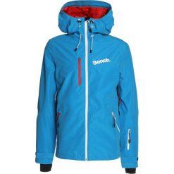 Bench CLASSIC Kurtka snowboardowa cloisonne. Niebieskie kurtki narciarskie męskie marki Bench, m, z materiału. W wyprzedaży za 543,20 zł.