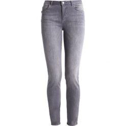 Boyfriendy damskie: Liu Jo Jeans BOTTOM UP MAGNETIC     Jeansy Slim fit denim grey
