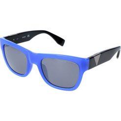 """Okulary przeciwsłoneczne damskie: Okulary przeciwsłoneczne """"GU7440"""" w kolorze czarno-niebieskim"""