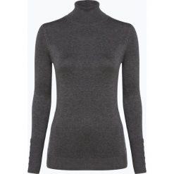 Marie Lund - Sweter damski, szary. Szare swetry klasyczne damskie Marie Lund, xl, prążkowane, z golfem. Za 149,95 zł.