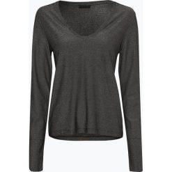 Drykorn - Damska koszulka z długim rękawem – Maneli, szary. Szare t-shirty damskie DRYKORN, l, w paski. Za 399,95 zł.