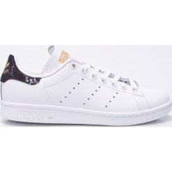 Adidas Originals - Buty Stan Smith. Szare buty sportowe damskie adidas Originals, z materiału. W wyprzedaży za 349,90 zł.