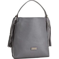 Torebka NOBO - NBAG-D3240-C019 Szary. Szare torebki klasyczne damskie marki Nobo, ze skóry ekologicznej. W wyprzedaży za 129,00 zł.