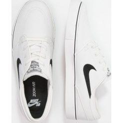Nike SB ZOOM STEFAN JANOSKI  Tenisówki i Trampki summit white/black. Białe trampki męskie Nike SB, z materiału. Za 349,00 zł.
