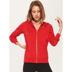 Bluza basic - Czerwony. Czerwone bluzy damskie marki House, l. Za 59,99 zł.