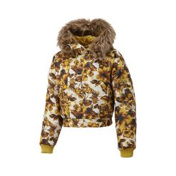 Kurtka adidas Golden Flower Down Jacket (G86641). Brązowe kurtki męskie zimowe Adidas, m, z materiału. Za 299,99 zł.