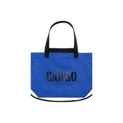 Torba CLASSIC LARGE - kolory. Niebieskie torby na laptopa CARGO by OWEE, z materiału. Za 349,00 zł.