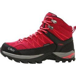 CMP RIGEL MID SHOES WP Buty trekkingowe granita/corallo. Czerwone buty trekkingowe damskie CMP. Za 379,00 zł.