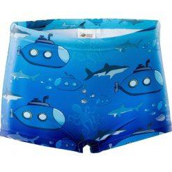 Kąpielówki chłopięce: AQUAWAVE Kąpielówki juniorskie Submarine Kids Aquasplash Gradient/ Submarine Print r. 116