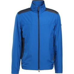 BOSS ATHLEISURE JEENZ Kurtka wiosenna true blue. Niebieskie kurtki męskie marki BOSS Athleisure, m. W wyprzedaży za 350,70 zł.
