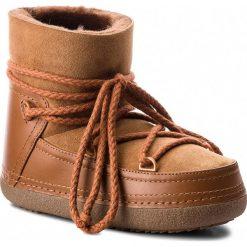 Buty INUIKII - Boot Classic 70101-7 Deer. Brązowe buty zimowe damskie Inuikii, ze skóry. Za 1269,00 zł.