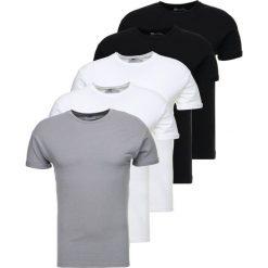 T-shirty męskie: Topman MONO 5 PACK Tshirt basic multi bright