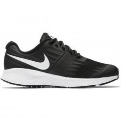 Nike Buty Do Biegania Boys' Star Runner (Gs) Running Shoe Black 36.5. Czarne buciki niemowlęce chłopięce Nike, z gumy. W wyprzedaży za 179,00 zł.