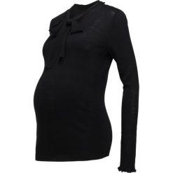 Swetry klasyczne damskie: mint&berry mom Sweter  black/black