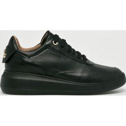 Geox - Buty. Czarne buty sportowe damskie Geox, z gumy. Za 499,90 zł.