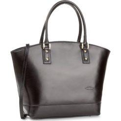 Torebka CREOLE - RBI347 Czarny. Czarne torebki klasyczne damskie Creole, ze skóry, duże. W wyprzedaży za 259,00 zł.