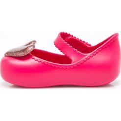 Zaxy  - Baleriny dziecięce. Różowe baleriny damskie Zaxy, z materiału. W wyprzedaży za 69,90 zł.