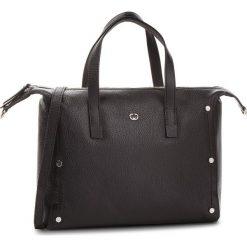Torebka GERRY WEBER - 4080004366 Black 900. Czarne torebki klasyczne damskie Gerry Weber, ze skóry ekologicznej. W wyprzedaży za 449,00 zł.