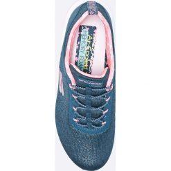 Skechers - Buty. Czarne buty sportowe damskie marki Asics, do biegania. W wyprzedaży za 199,90 zł.