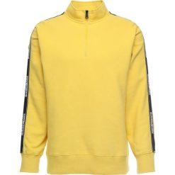Napapijri BEJA Bluza spark yellow. Szare bluzy męskie marki Napapijri, l, z materiału, z kapturem. Za 429,00 zł.