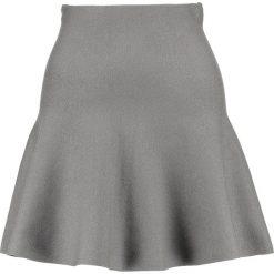 Minispódniczki: Noisy May NMCIRUS Spódnica trapezowa medium grey melange