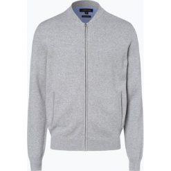 Andrew James - Kardigan męski, szary. Szare swetry rozpinane męskie Andrew James, m, z bawełny. Za 169,95 zł.