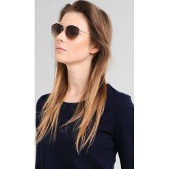Okulary przeciwsłoneczne damskie: Giorgio Armani Okulary przeciwsłoneczne gold