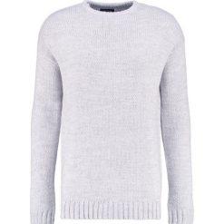 Swetry klasyczne męskie: YOURTURN Sweter mottled grey