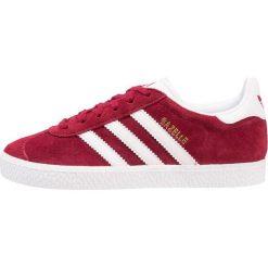 Buty dziecięce: adidas Originals GAZELLE Tenisówki i Trampki footwear white/collegiate burgundy