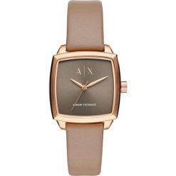 Biżuteria i zegarki damskie: Armani Exchange Zegarek braun