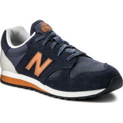 Trampki chłopięce: Sneakersy NEW BALANCE – KL520OBY Granatowy