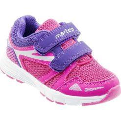 Buty dziecięce: MARTES Buty juniorskie CALERI KIDS Fuchsia/ Purple/ Silver r. 26
