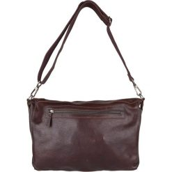 """Torby na laptopa: Skórzana torebka """"Lexington"""" w kolorze ciemnobrązowym – 37 x 31 x 6 cm"""