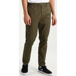 Chinosy męskie: Burton Menswear London Chinosy light khaki
