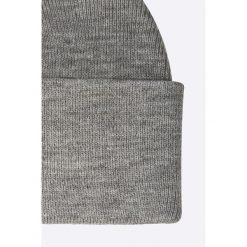 Only & Sons - Czapka. Szare czapki zimowe męskie Only & Sons, na zimę, z dzianiny. W wyprzedaży za 14,90 zł.