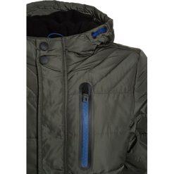 Petrol Industries Kurtka zimowa forest. Niebieskie kurtki chłopięce zimowe marki Petrol Industries, z materiału. W wyprzedaży za 237,30 zł.