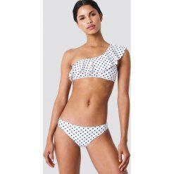 Hot Anatomy Dół bikini w kropki - White. Białe bikini marki Hot Anatomy. Za 64,95 zł.