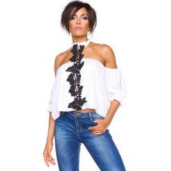 """T-shirty damskie: Koszulka """"Honolulu"""" w kolorze białym"""