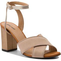 Sandały damskie: Sandały GINO ROSSI - Sui DNH848-AZ5-0373-0042-0 12/02