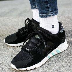 Buty adidas EQT Support RF Women (BY8783). Czarne buty sportowe damskie marki Adidas, z kauczuku. Za 239,99 zł.