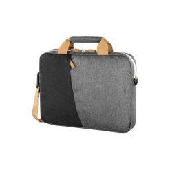 Torby na laptopa: Torba na notebooka HAMA Florenz 13.3 cala Czarny/szary 001015670000