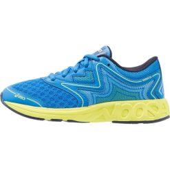ASICS NOOSA Obuwie do biegania treningowe electric blue/energy green/peacot. Czarne buty sportowe chłopięce marki Asics, do biegania. W wyprzedaży za 158,95 zł.