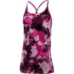 Nike Koszulka damska Dry Miler Tank PR SU fioletowa r. XS (847996 617). Czarne t-shirty damskie marki Nike, xs, z bawełny. Za 110,00 zł.