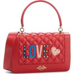 Torebka LOVE MOSCHINO - JC4225PP06KC0500 Rosso. Czerwone torebki klasyczne damskie Love Moschino, ze skóry ekologicznej. Za 919,00 zł.