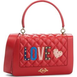Torebki klasyczne damskie: Torebka LOVE MOSCHINO - JC4225PP06KC0500 Rosso