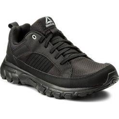Buty Reebok - Dmxride Comfort 4.0 BS9605  Black/Cool Shadow. Szare buty do biegania męskie marki Reebok, l, z dzianiny, z okrągłym kołnierzem. W wyprzedaży za 189,00 zł.