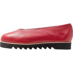 L37 DAYDREAM Baleriny red. Czarne baleriny damskie marki L37, z materiału, retro. Za 499,00 zł.