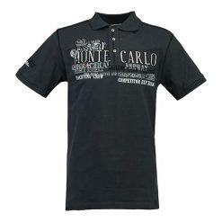 """T-shirty chłopięce z krótkim rękawem: Koszulka polo """"Klasseur"""" w kolorze antracytowym"""