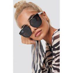 Okulary przeciwsłoneczne damskie: Statement By NA-KD Influencers Okulary przeciwsłoneczne Hanadi Diab - Black